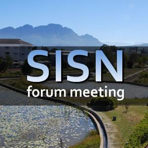 The Sustainable Innovation Stellenbosch Network Forum feedback: 1st meeting