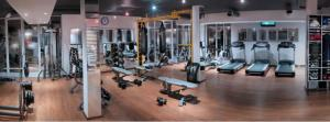 TRF: Technopark's own Boutique Gym